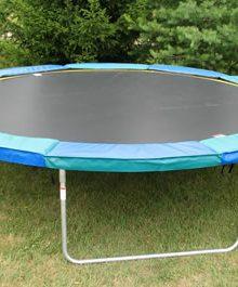 14 ft round gold medalist trampoline