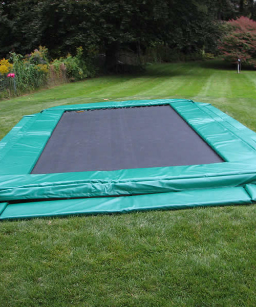 Trampoline Parts Canada: In-Ground Trampolines