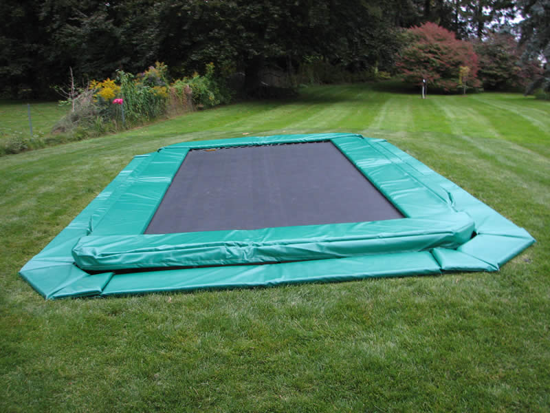 in ground trampolines trampoline country. Black Bedroom Furniture Sets. Home Design Ideas