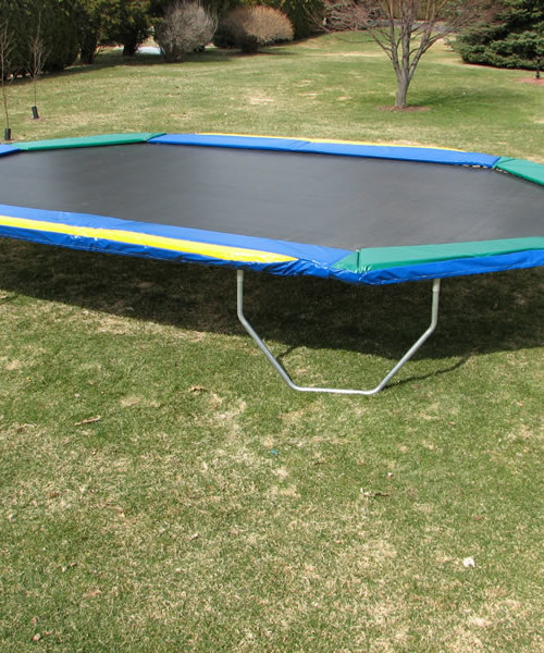Trampoline Parts Canada: The Largest Backyard Trampoline