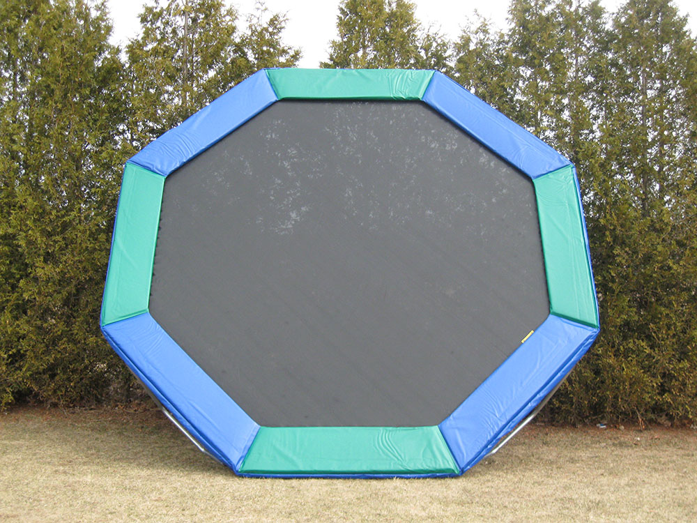 16ft Octagonal Backyard Trampoline Trampoline Country