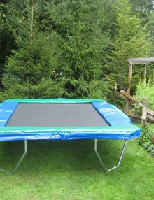 Canadian Made Rectangular 10x12 Trampoline