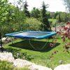 10 ft. x 14 ft. Rectangular Trampoline