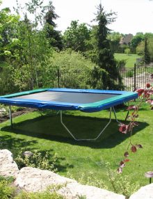 10 ft. x 14 ft. Rectangular Trampoline