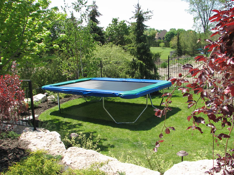 Trampolines And Trampoline Replacement Parts For Most