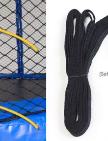 JumSport 10.5 ft Pole Strap Kit