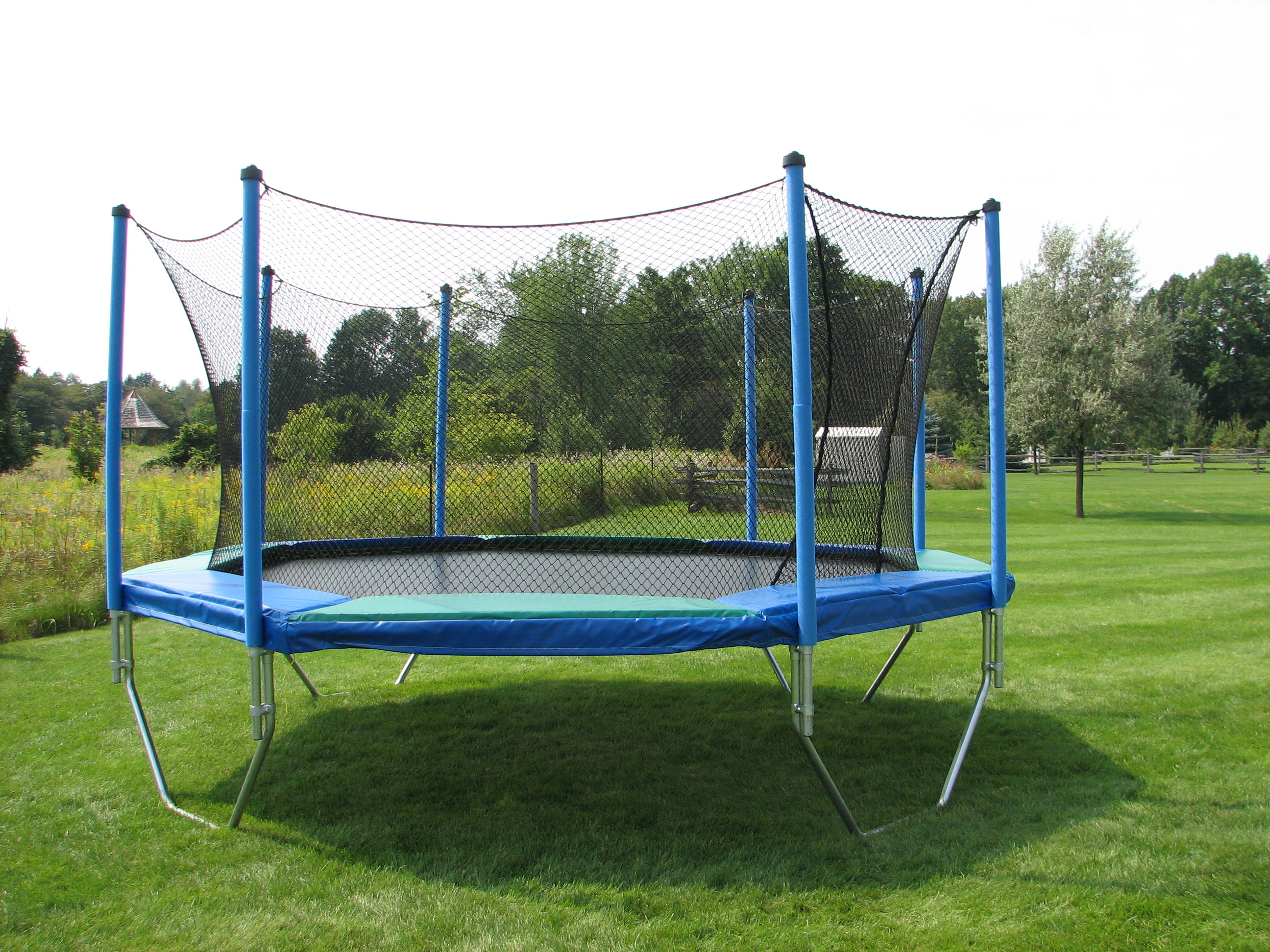 Do You Need A Trampoline Replacement Net For Your Trampoline