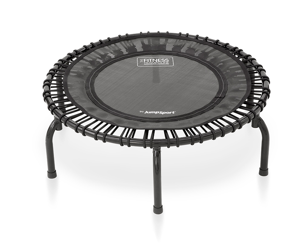 Jumpsport Model 220 A Mini Trampoline With A Smooth