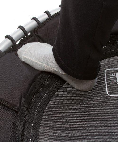 Adjustable Settings Of Mini Trampoline Create The