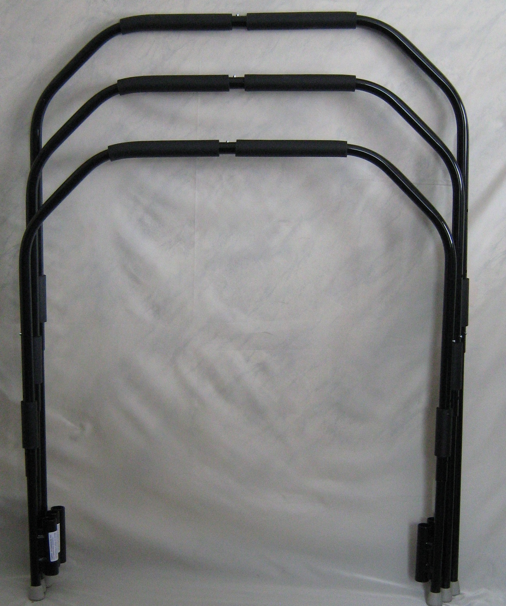 The Needak Rebounder Handle Bar Promote Confidence And