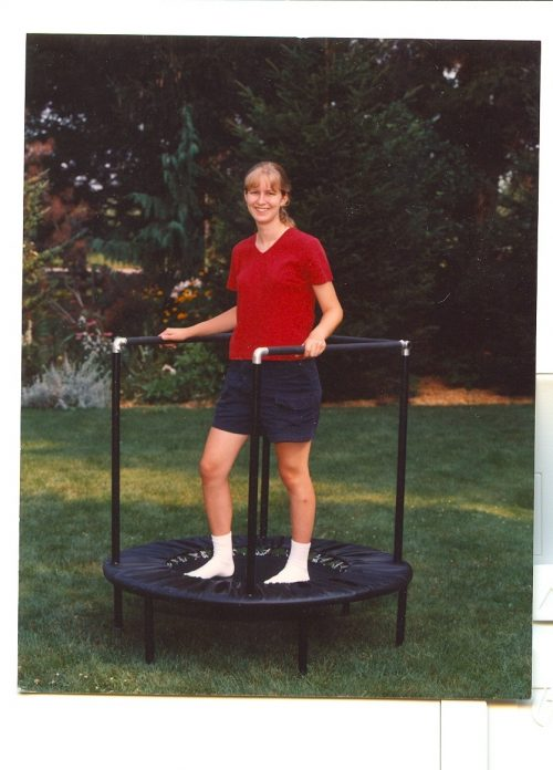 Therapeutic Rebounder