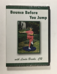 Bounce Before you Jump DVD