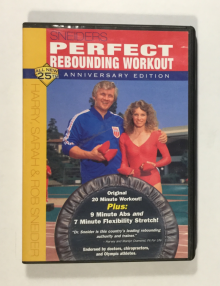 Perfect 20 Minute Workout DVD
