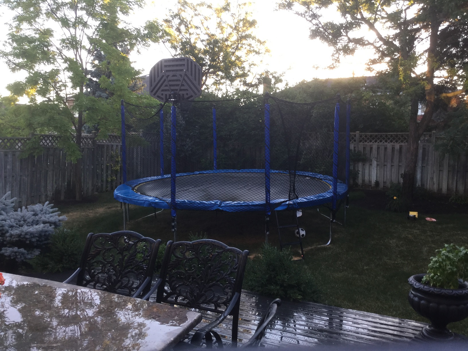 Display Backyard Trampolines for Sale | Trampoline Country